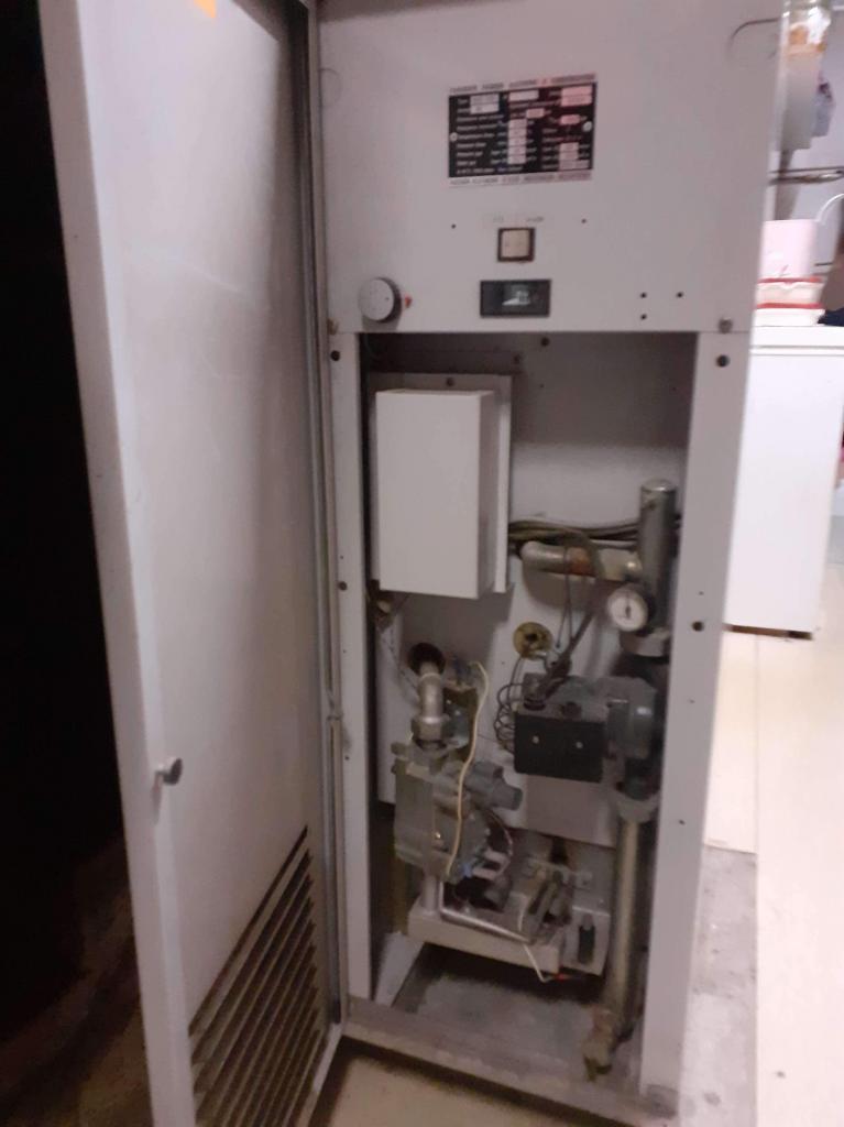 reparation chauffage gaz radson